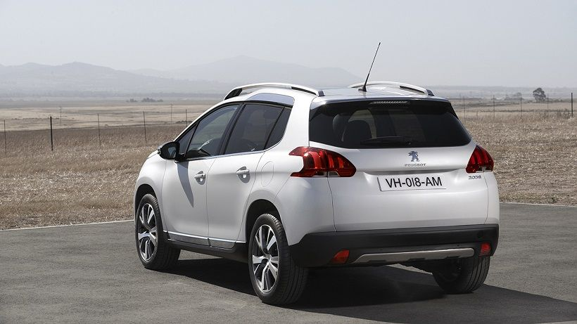Peugeot 2008 2016, Oman