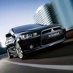 Mitsubishi Lancer EX 2012, Kuwait