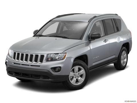 Jeep Compass 2016, Oman