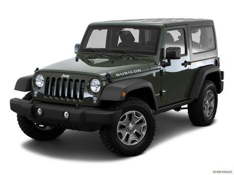 Jeep Wrangler 2016, Kuwait