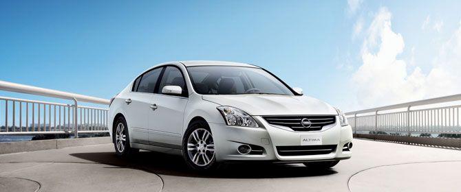 Nissan Altima 2012, Qatar