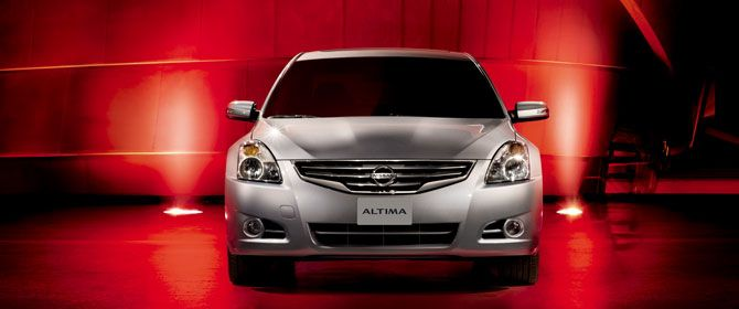Nissan Altima 2012, Kuwait