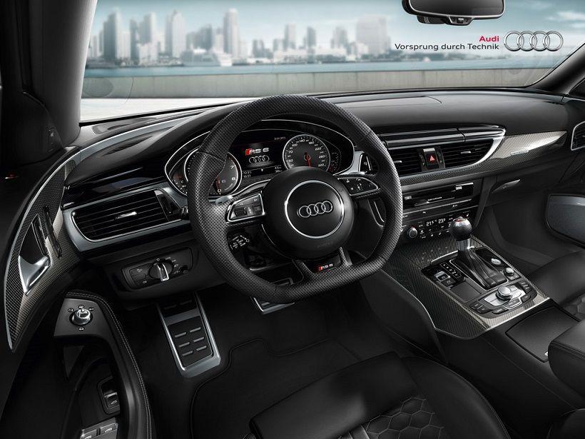 Audi RS6 Avant 2016, Qatar