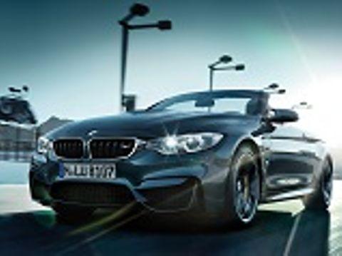 BMW M4 Convertible 2016, Egypt