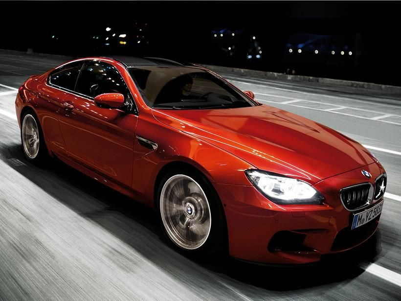 BMW M6 Coupe 2016, Saudi Arabia