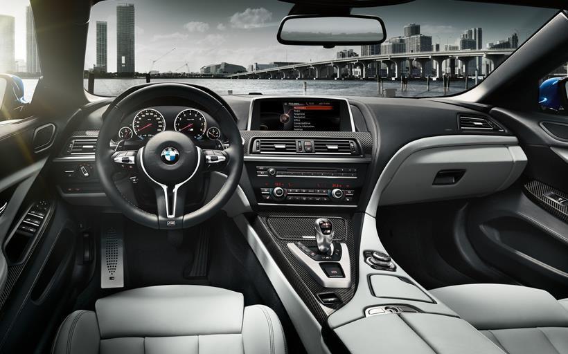 BMW M6 Convertible 2016, Bahrain