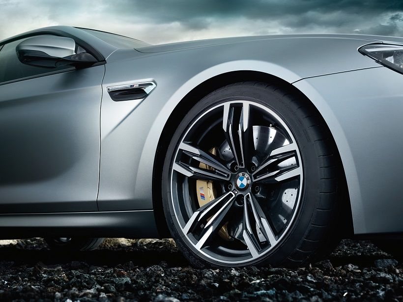 BMW M6 Gran Coupe 2016, United Arab Emirates