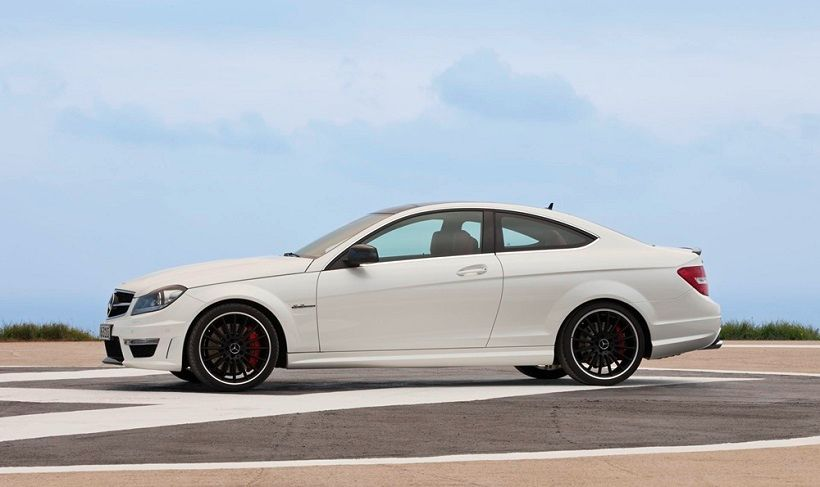 Mercedes-Benz C 63 AMG Coupe 2016, Qatar