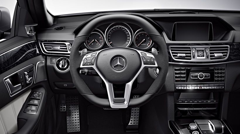 Mercedes-Benz E 63 AMG 2016, Kuwait
