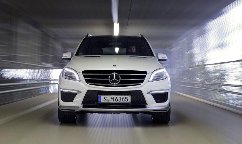 Mercedes-Benz GLE 63 AMG 2016, Bahrain