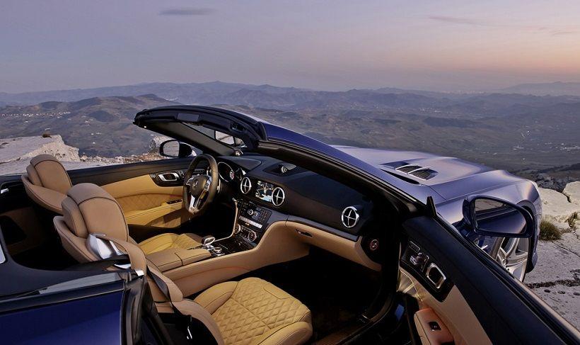Mercedes-Benz SL 63 AMG 2016, Bahrain