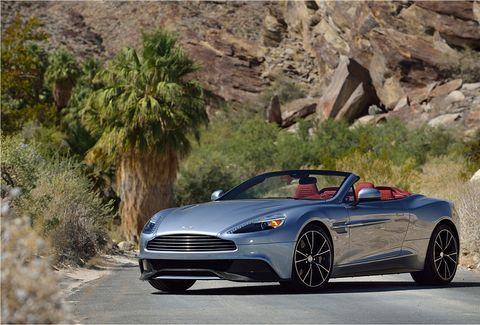 Aston Martin Vanquish Volante 2016 V12 In Qatar New Car Prices