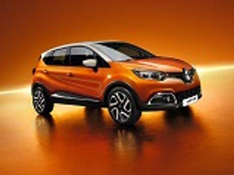 Renault Captur 2016, Egypt