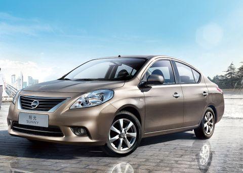 Nissan Sunny 2012, Kuwait