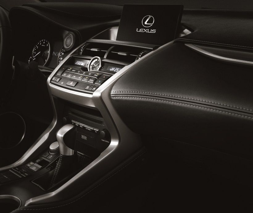 Lexus NX 2016, Saudi Arabia