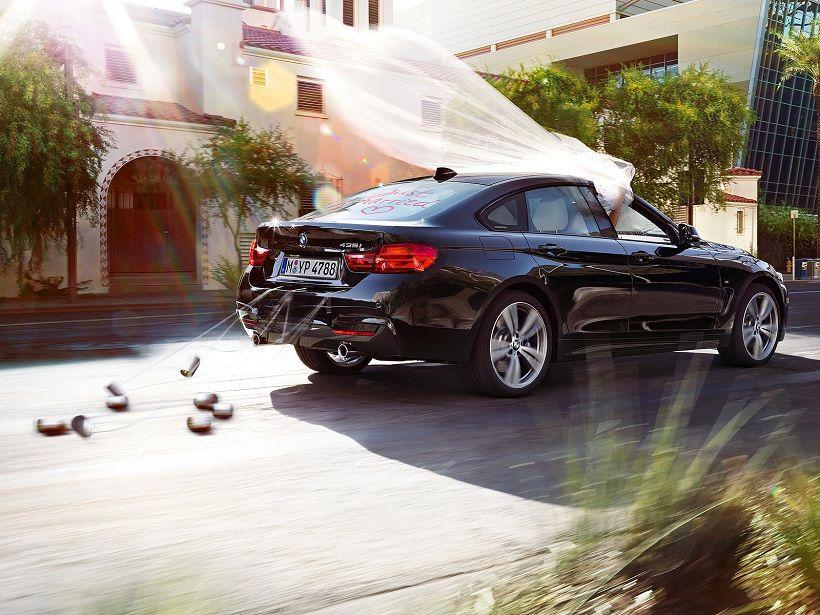 BMW 4 Series Gran Coupe 2016, Qatar