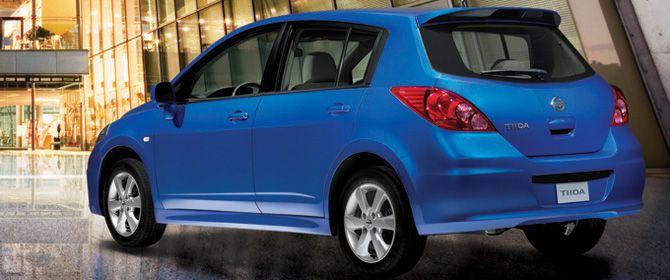 Nissan Tiida 2012, Kuwait