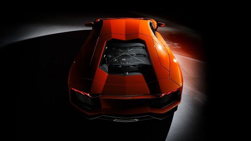 Lamborghini Aventador 2016, United Arab Emirates