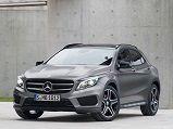 Mercedes-Benz GLA 2016, Saudi Arabia