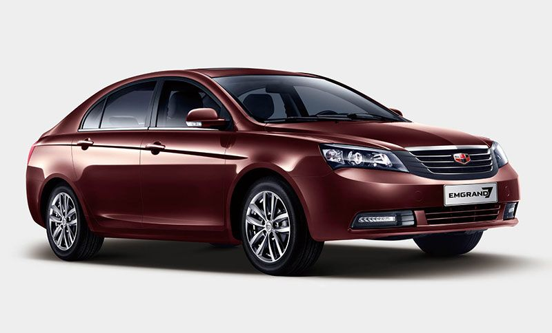 Geely Emgrand 7 2016, Oman