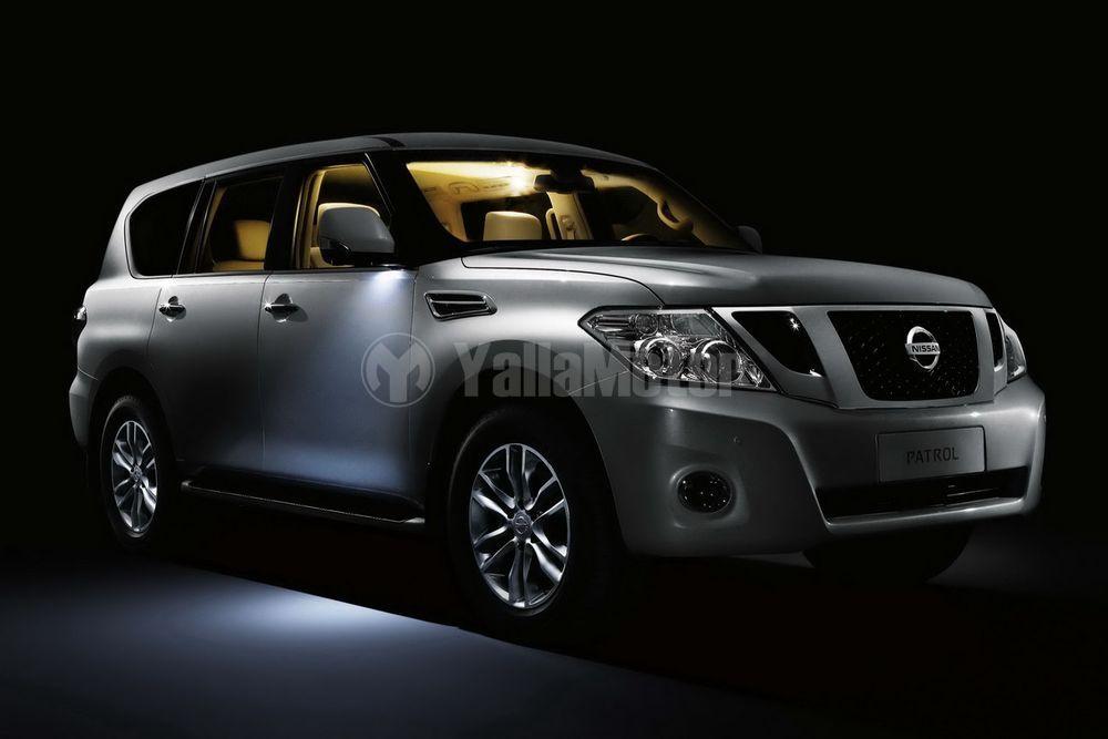 Nissan Patrol 2012, Kuwait