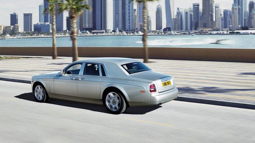 Rolls Royce Phantom 2016, Kuwait