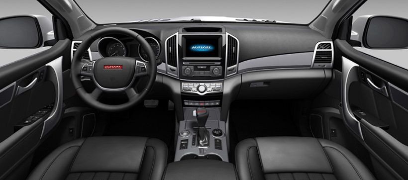 Haval H9 2016, United Arab Emirates
