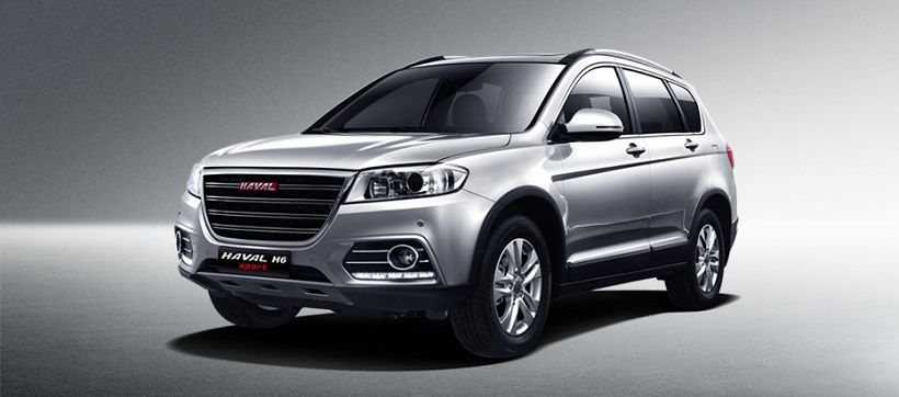 Haval H6 2016, United Arab Emirates