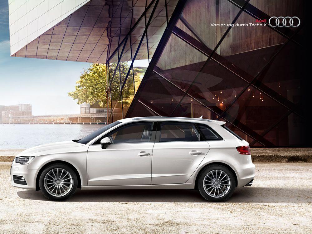 Audi A3 Sportback 2016, United Arab Emirates
