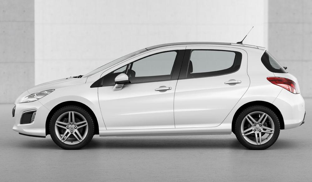 Peugeot 308 2012, Kuwait