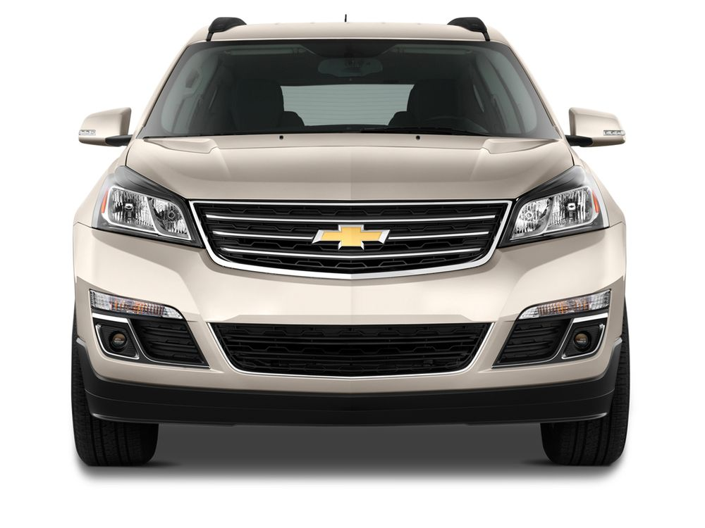 Chevrolet Traverse 2017, Qatar
