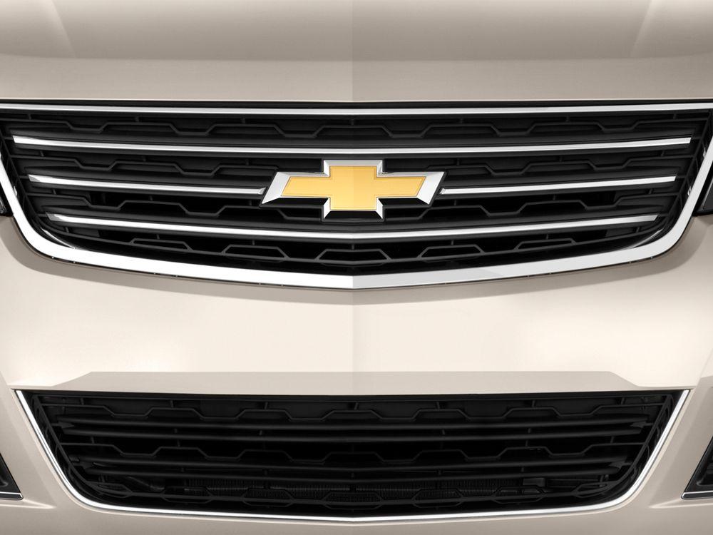 Chevrolet Traverse 2017, United Arab Emirates