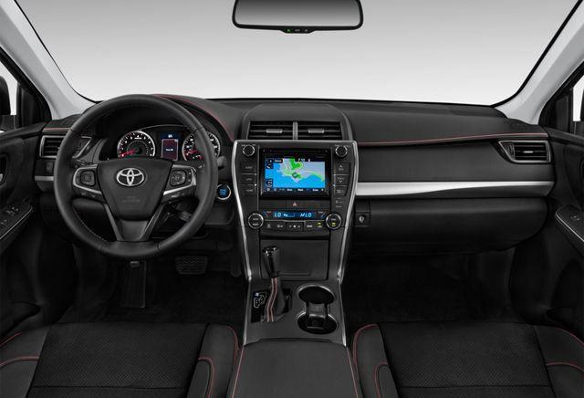 Toyota Camry 2017, Saudi Arabia