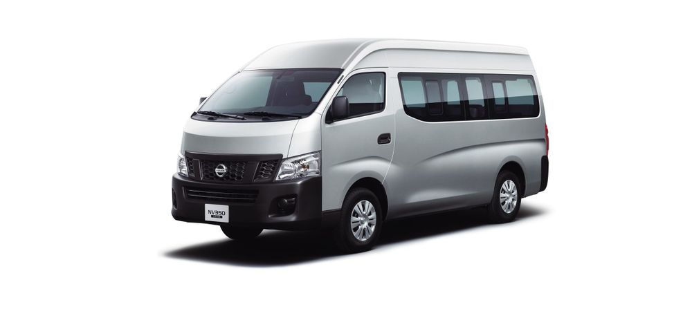 Nissan Urvan 2017, Kuwait