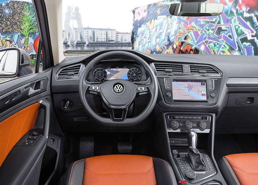 Volkswagen Tiguan 2017, Kuwait