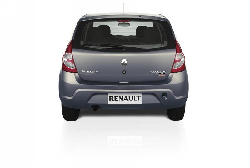 Renault Sandero 2013, Egypt
