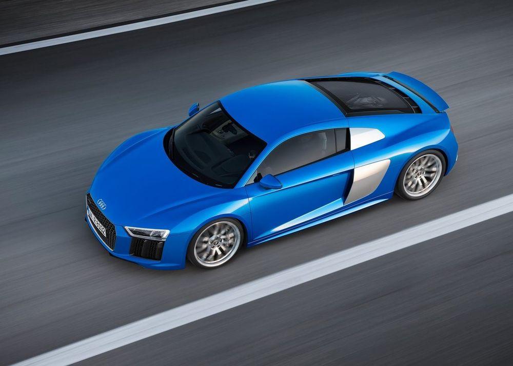 Audi R8 Coupe 2017, Saudi Arabia