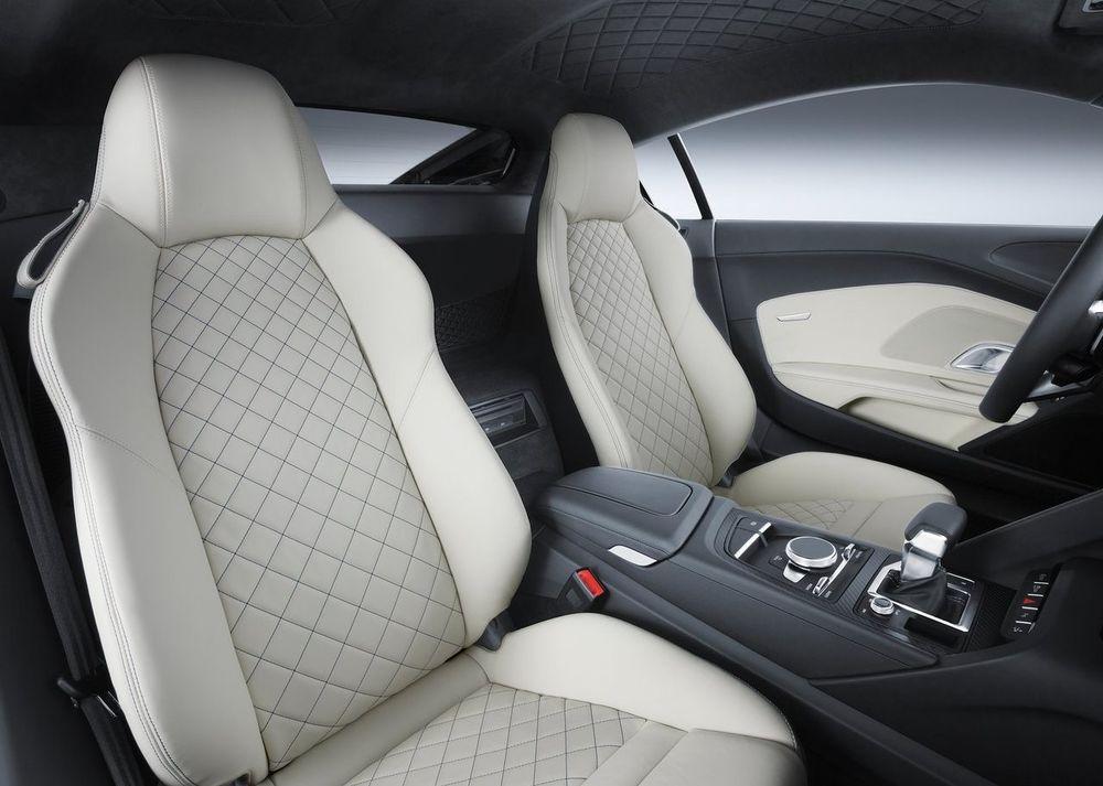 Audi R8 Coupe 2017, Egypt