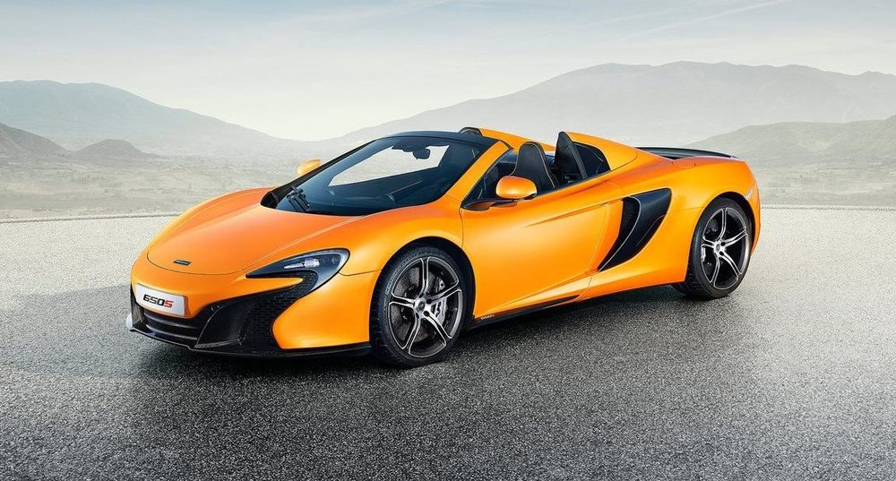 McLaren 650S 2017, United Arab Emirates