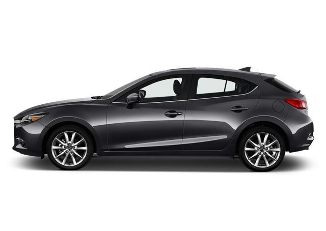 Mazda 3 Hatchback 2017, Egypt