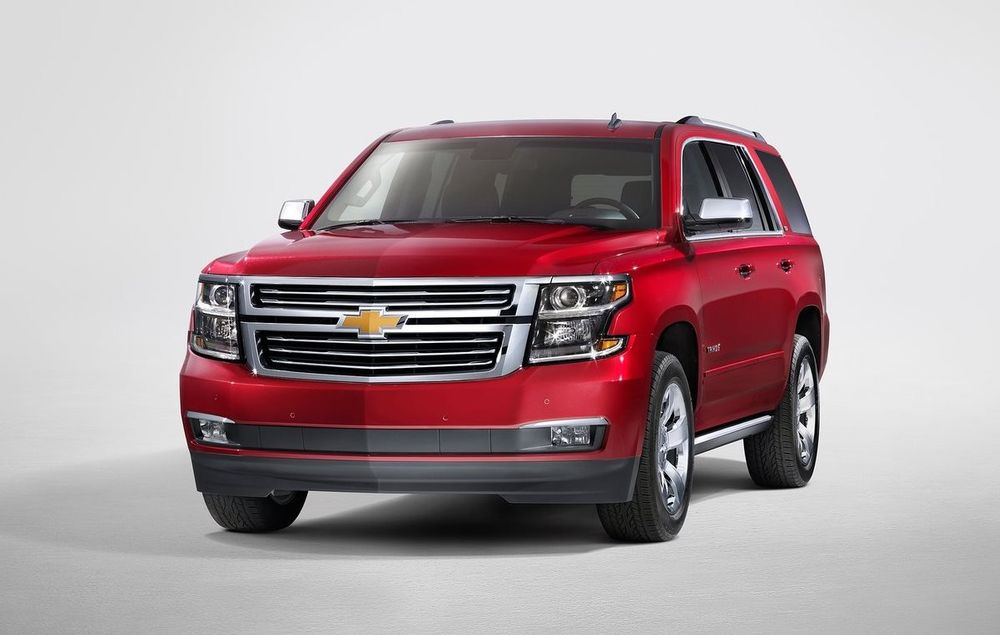 Chevrolet Tahoe 2017, United Arab Emirates