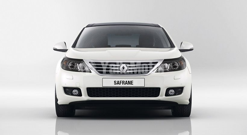 Renault Safrane 2012, United Arab Emirates