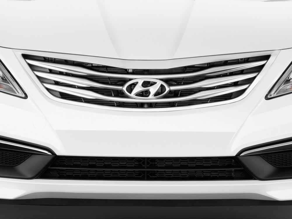 Hyundai Azera 2017, United Arab Emirates