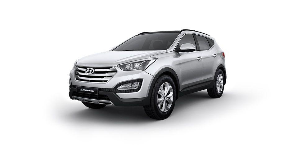 Hyundai Santa Fe 2017, Kuwait