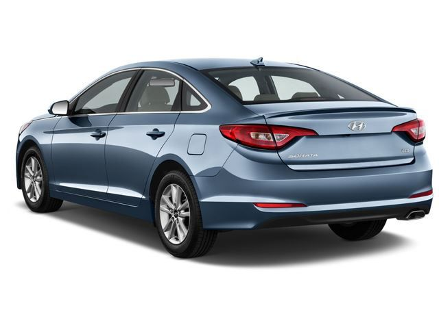 Hyundai Sonata 2017, United Arab Emirates