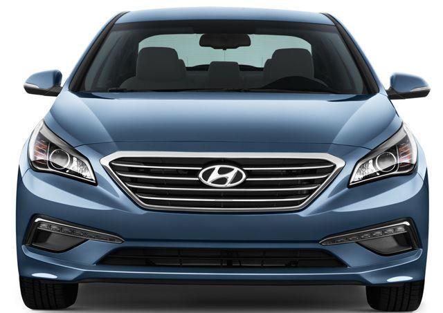 Hyundai Sonata 2017, Kuwait