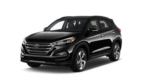 Hyundai Tucson 2017 1 6L GLS in Saudi Arabia: New Car Prices
