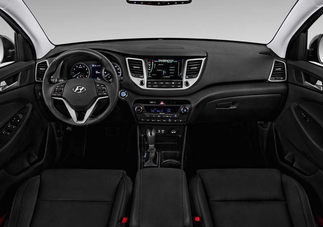 Hyundai Tucson 2017, United Arab Emirates