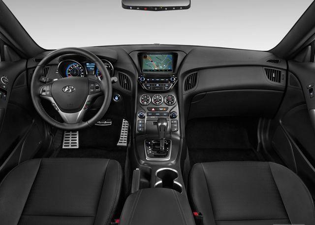 Hyundai Genesis Coupe 2017, Kuwait