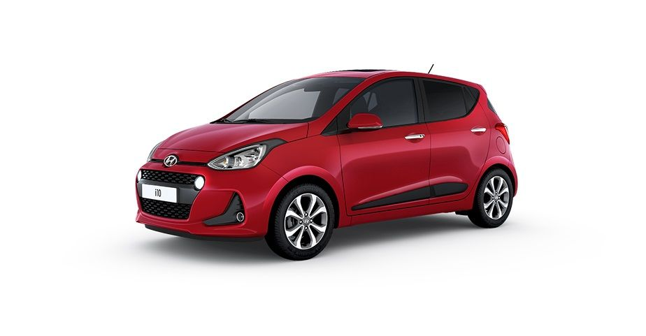 Hyundai i10 2017, United Arab Emirates